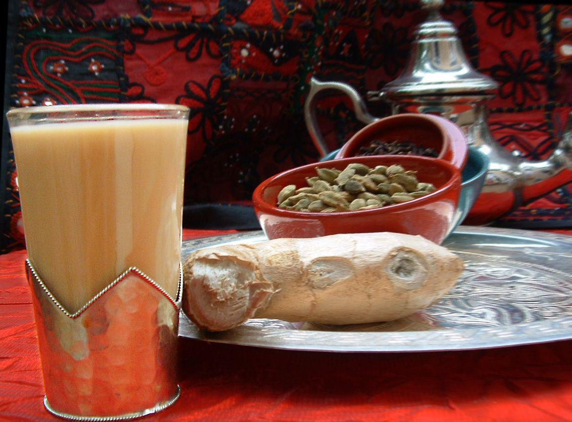 Recette de thé aux épices chaï