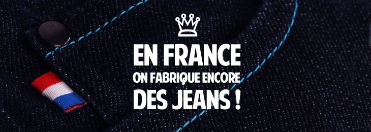 French appeal jeans made in France