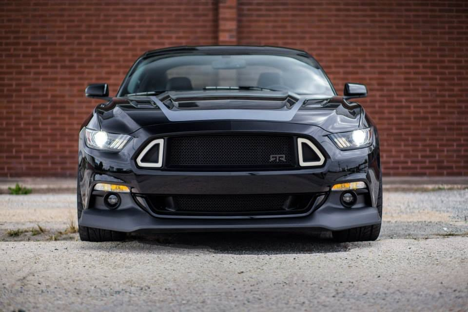 Mustang RTR 2015: surpuissante