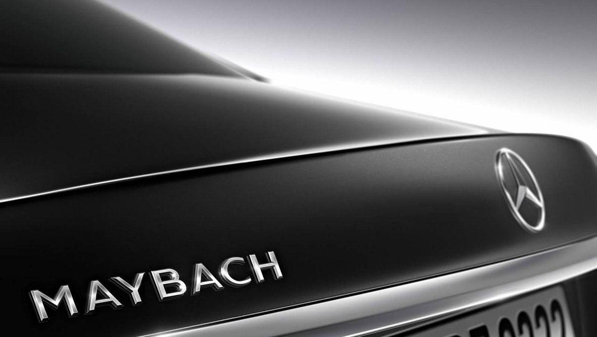 Mercedes - Maybach S600 2015: I'm bach