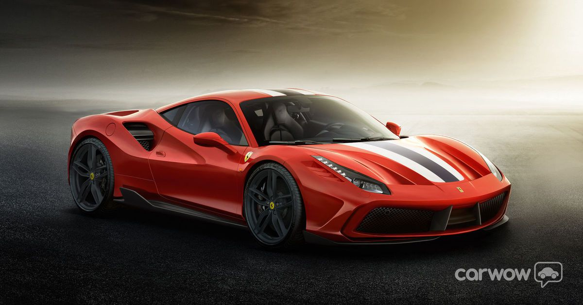 ferrari 488 gtb spider 488 gtb speciale ultimate supercars. Black Bedroom Furniture Sets. Home Design Ideas