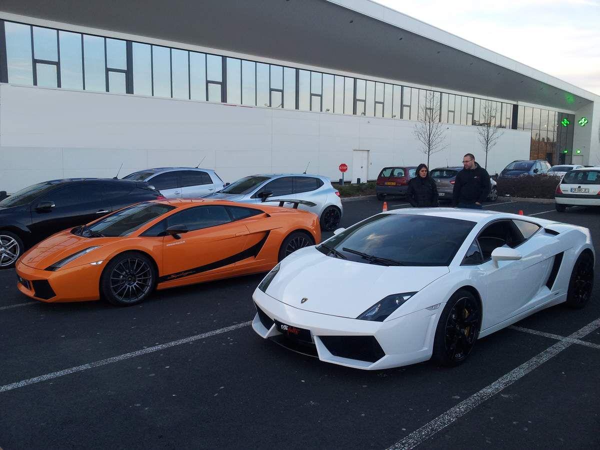 AS'PHALTE - comment conduire une super sportive sans vous ruiner (+ notre retour d'expérience à bord d'une Lamborghini LP560-4)