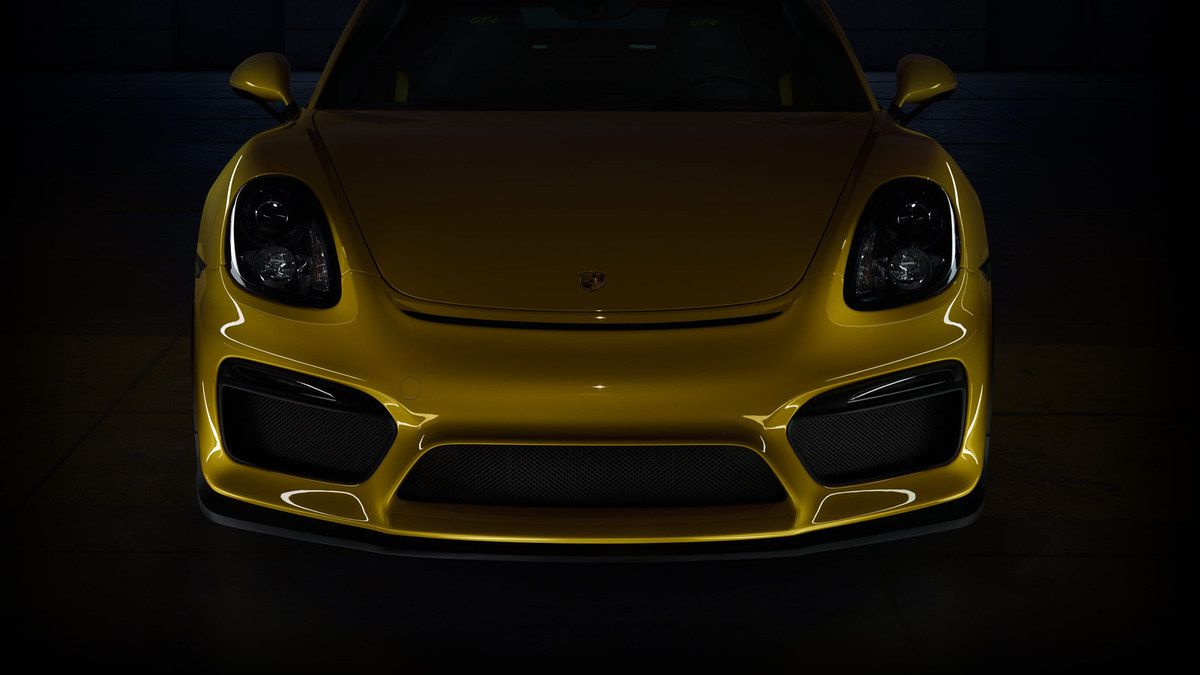 Image d'illustration: Porsche Cayman GT4