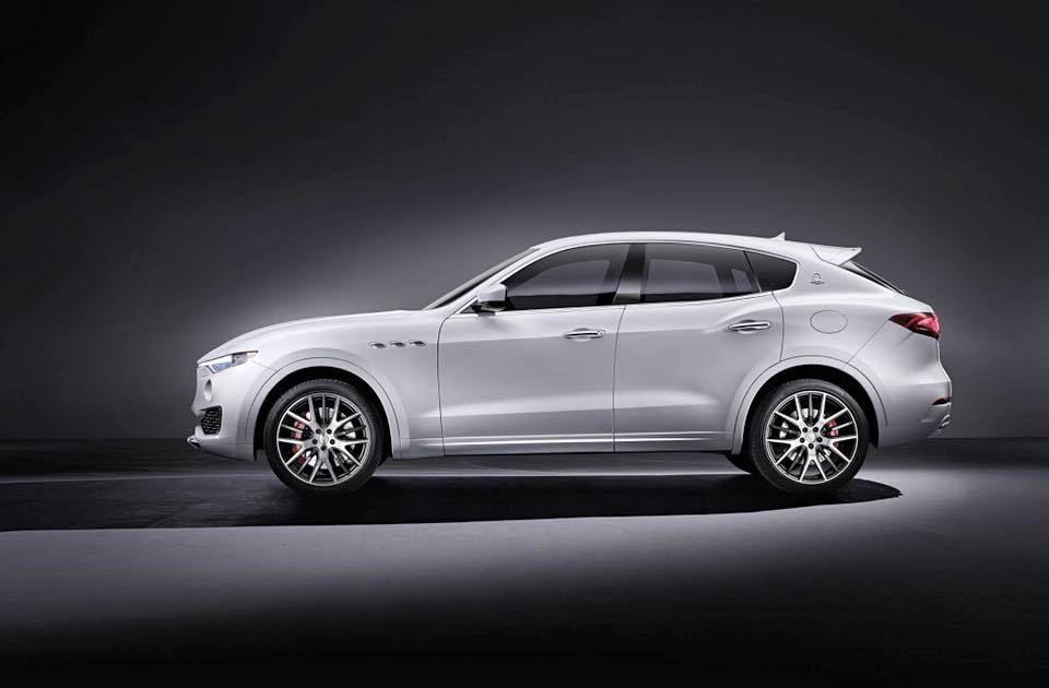 Maserati Levante - le SUV à l'italienne