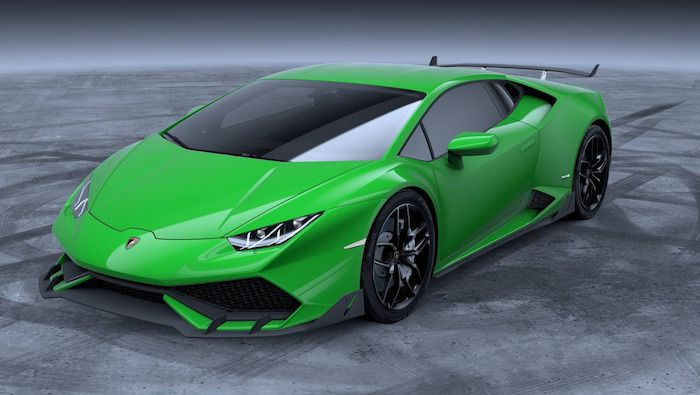 Lamborghini rend l'Huracán plus agressive