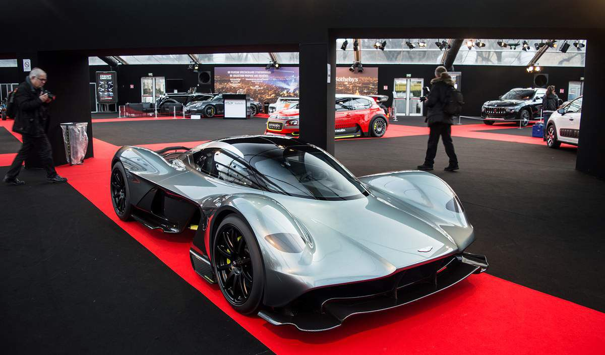 Festival Automobile International 2017: jusqu'au 5 février à Paris