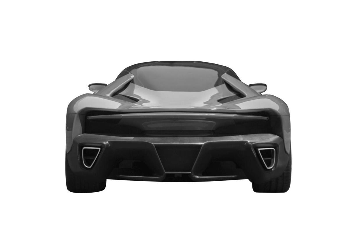 Ferrari: la remplaçante de la Laferrari en images?