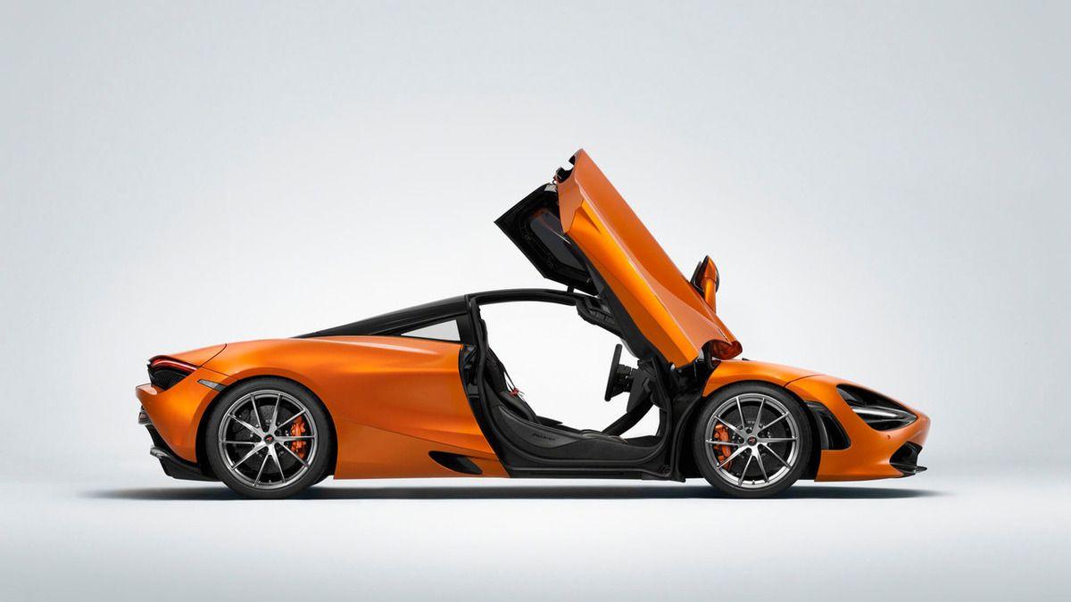 McLaren 720S: la relève est assurée!