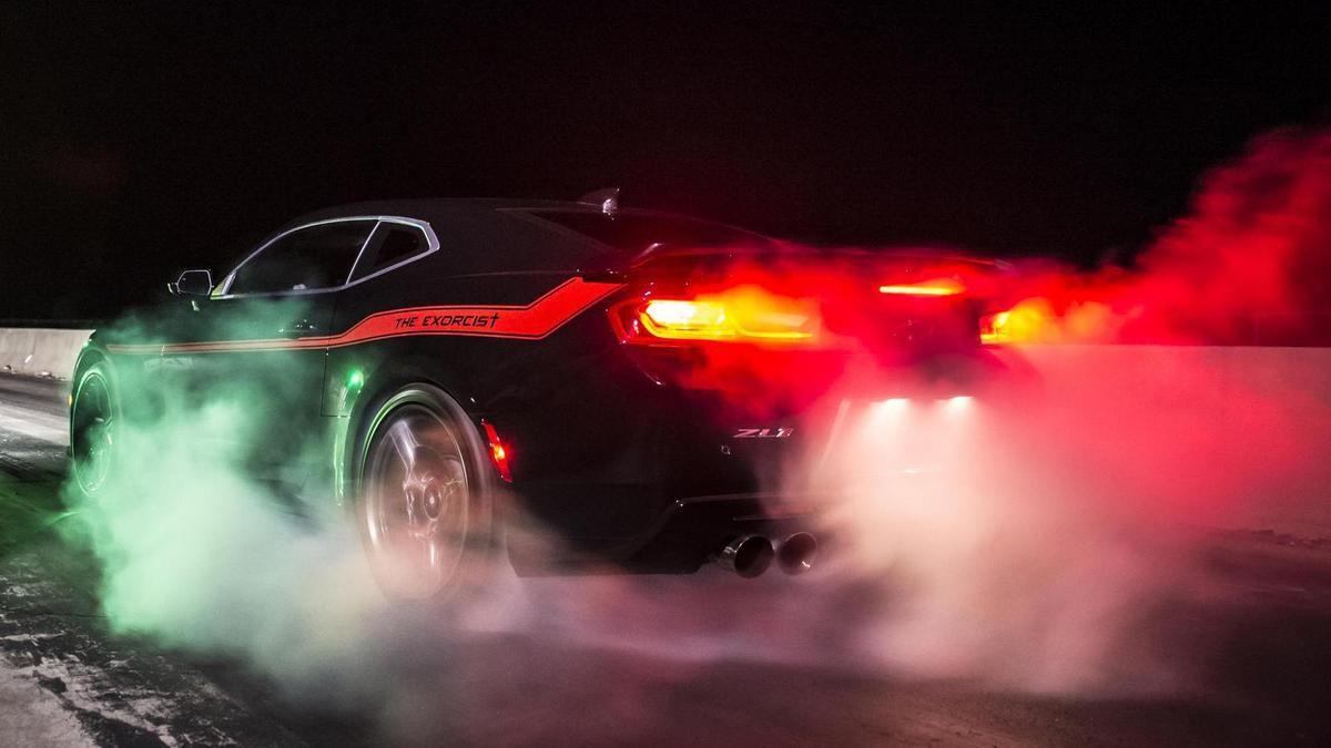 Chevrolet Camaro ZL1 Exorcist: 1000 chevaux pour chasser les démons