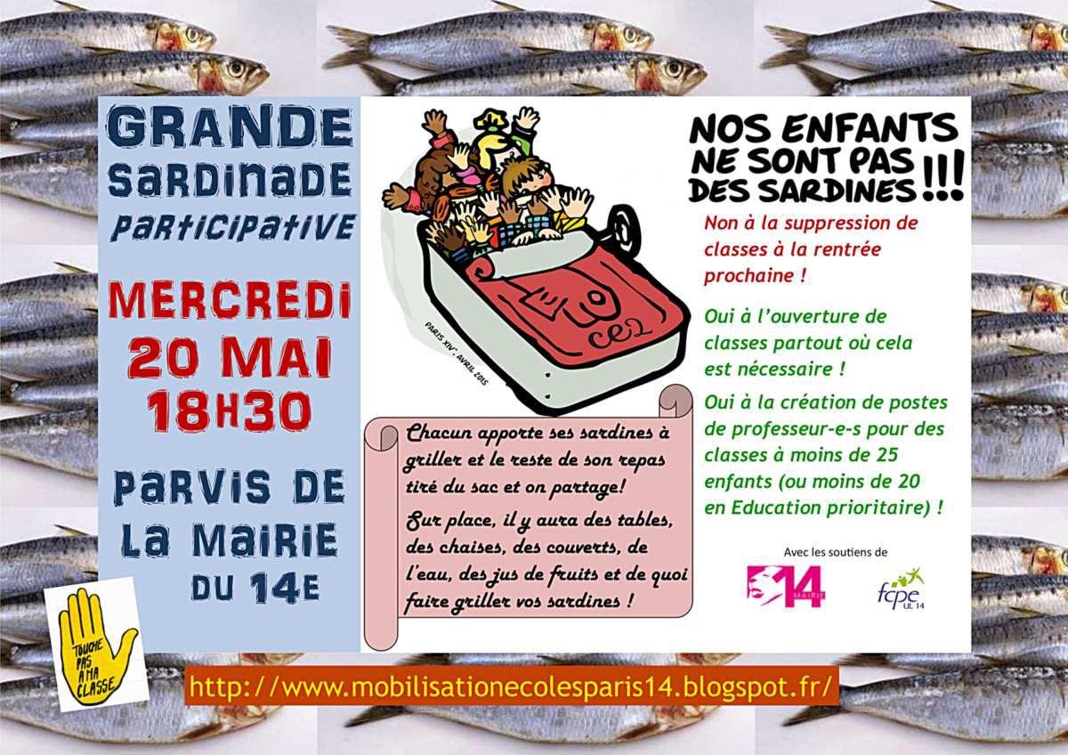 Contre l'école boîte à sardines