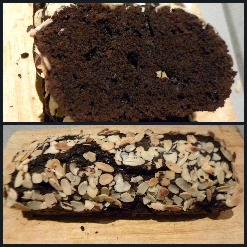 Gâteau au fromage blanc et au chocolat sans gluten
