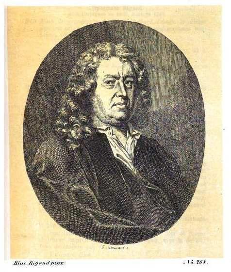 D'après Hyacinthe Rigaud, portrait d'Everhard Jabach. Anc.  collection Essingh © d.p.