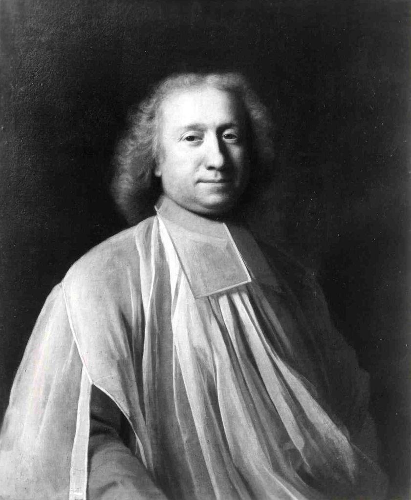 Adrien Leprieur, portrait d'ecclésiastique. Angers, musée des Beaux-arts © photo documentation du musée du Louvre