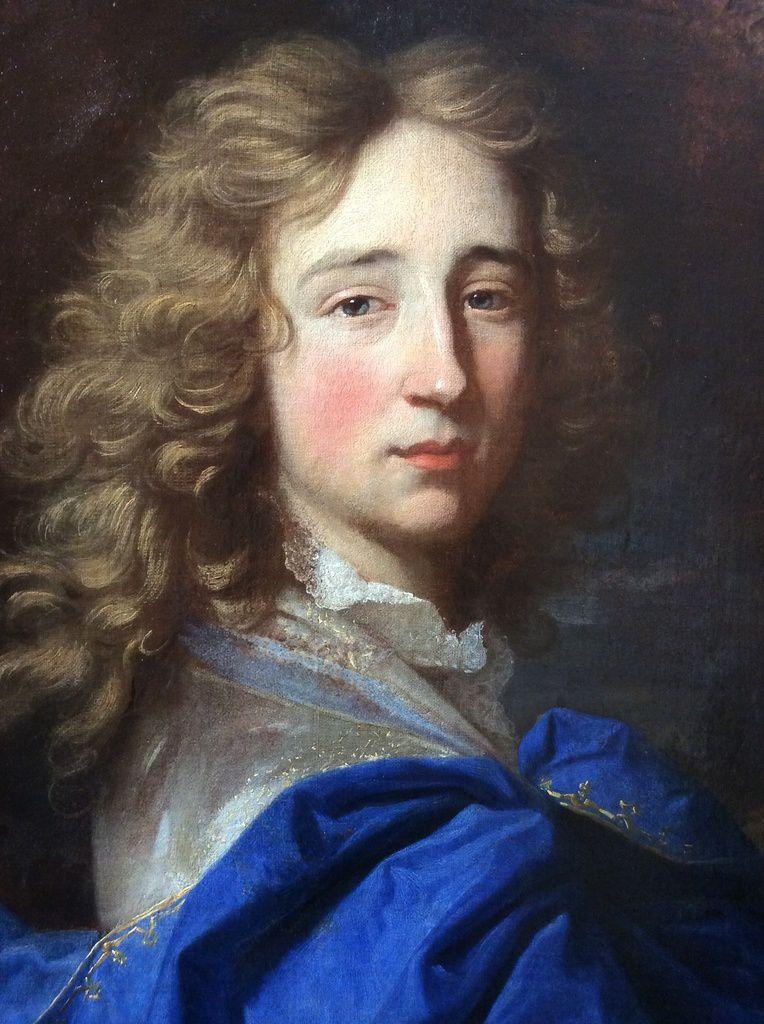 Hyacinthe Rigaud, portrait de jeune homme, v. 1690. France, collection privée (détail) © photo Stéphan Perreau