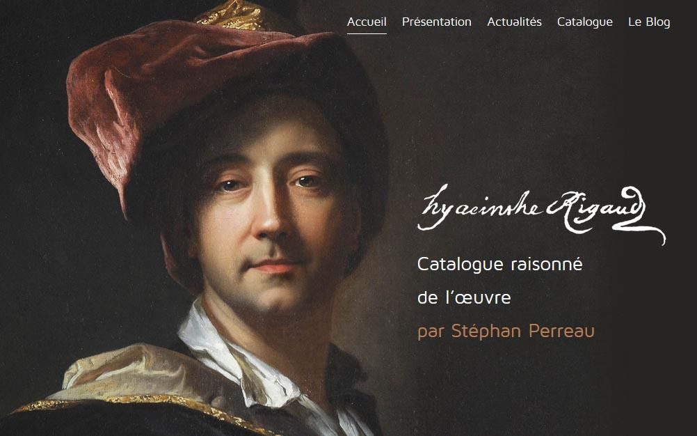 HYACINTHE RIGAUD ONLINE