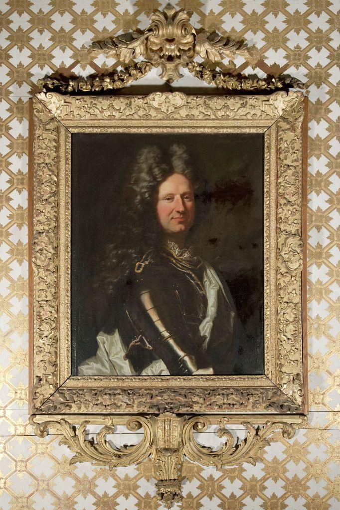Hyacinthe Rigaud, portrait de Franz Laurenz von Greder, 1705. Solothurn, musée Blumenstein © 2014, photo du musée