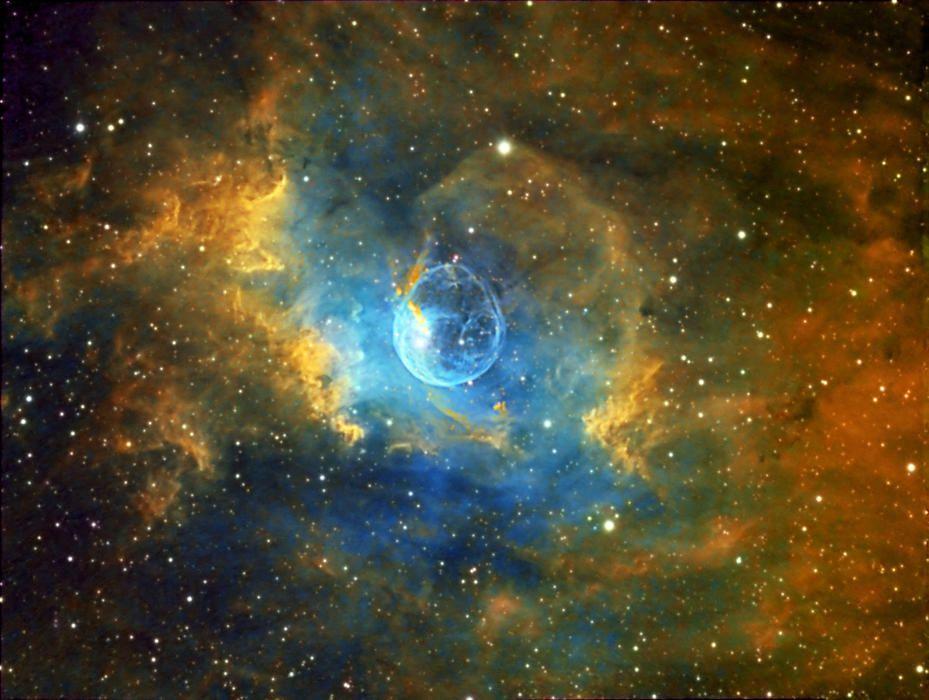 De nouvelles images du cosmos
