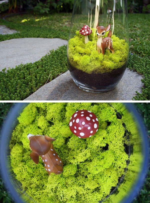 Comment faire des champignons d co - Comment fabriquer des decoration de noel ...