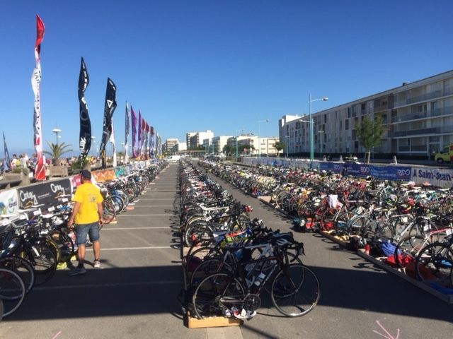 Triathlon de Saint Jean de Monts : 25 et 26 juin 2016