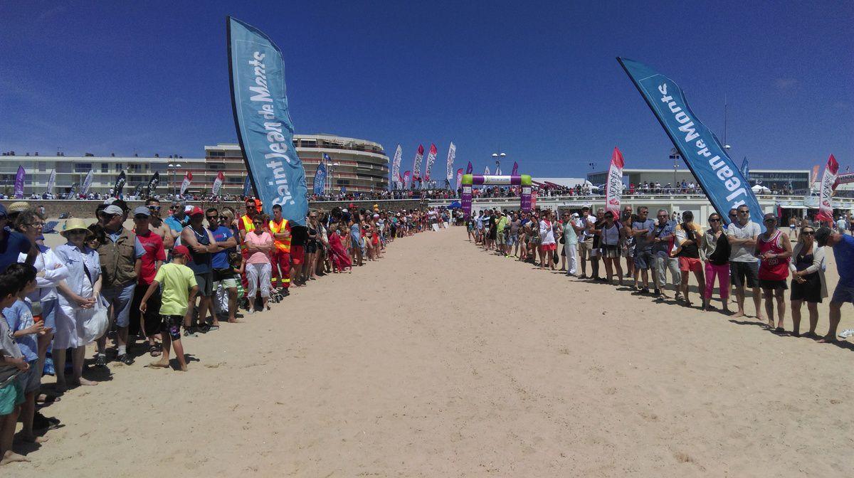triathlon international de jean de monts j 10 st jean de monts vend 233 e triathlon