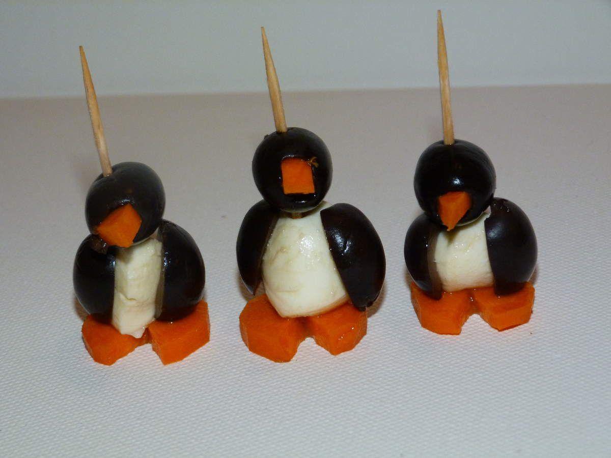 Pingouins pour l 39 ap ro les d lices de sabine - Pingouin rigolo ...
