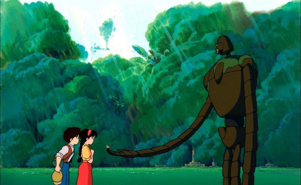 Top 5 de mes films du Studio Ghibli préférés