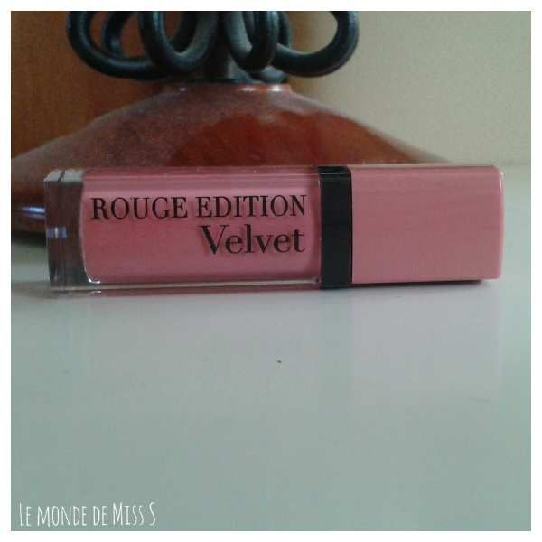 Rouge Edition Velvet de Bourjois