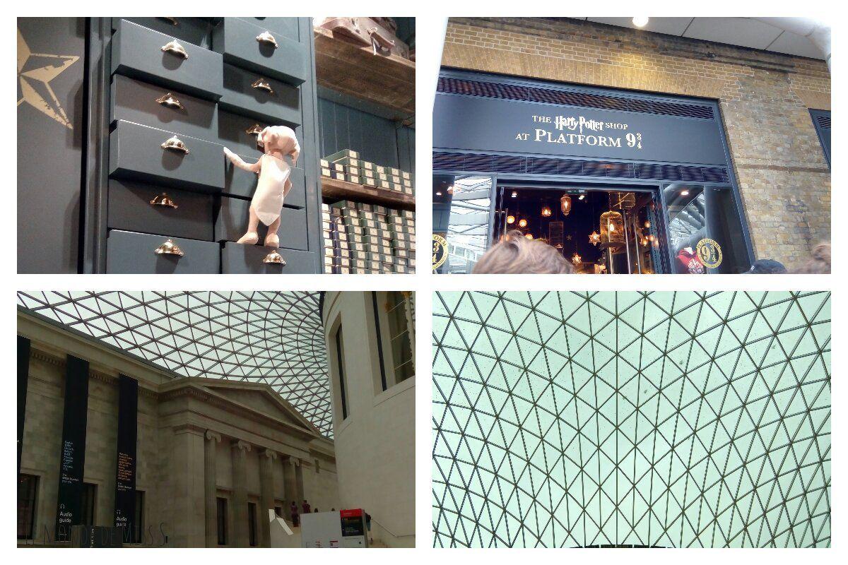 Ma colo artistique à Londres