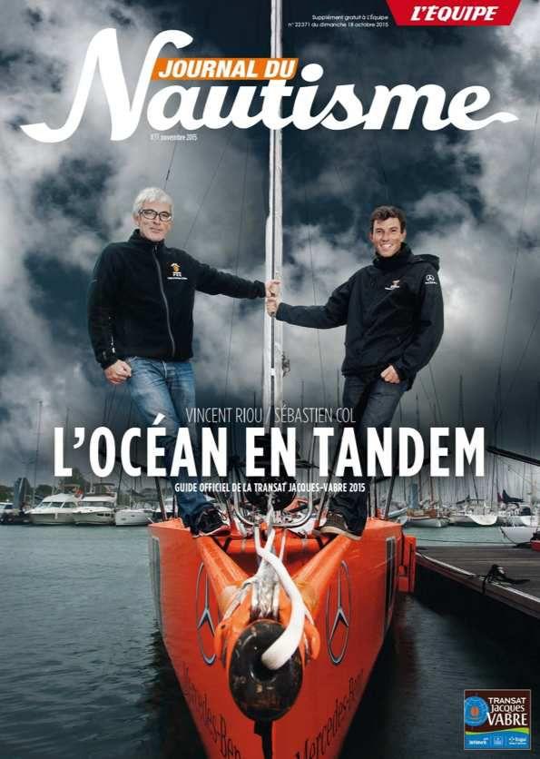 JOURNAL DU NAUTISME / V.Riou et S.Col