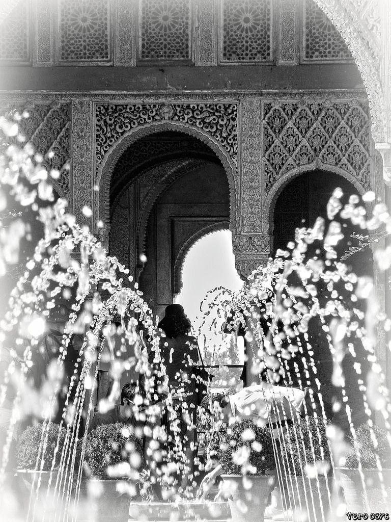 La Alhambra, el palacio-poema...