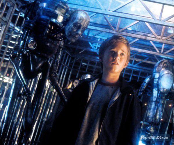 soirée SF AI - I Robot