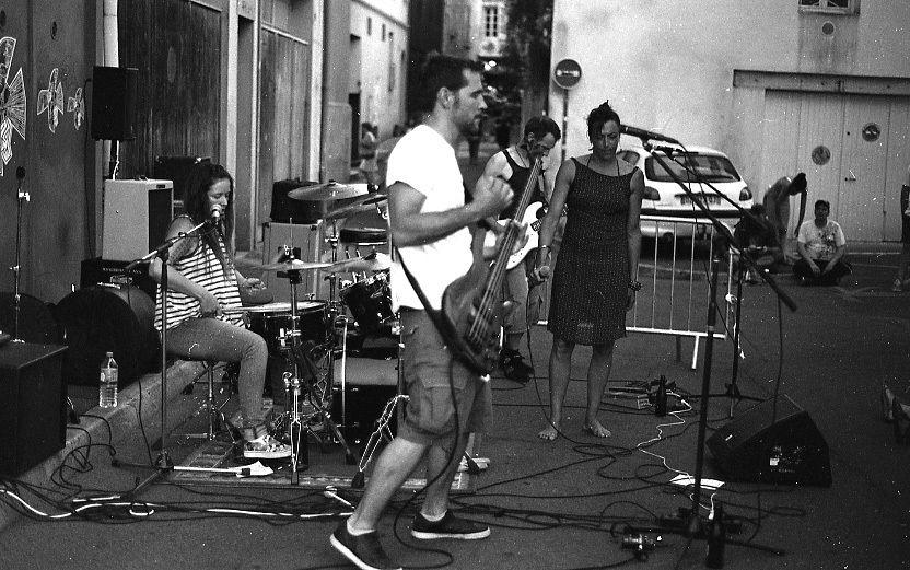 PurGe au Bock'n Roll - Fête de la musique 2017