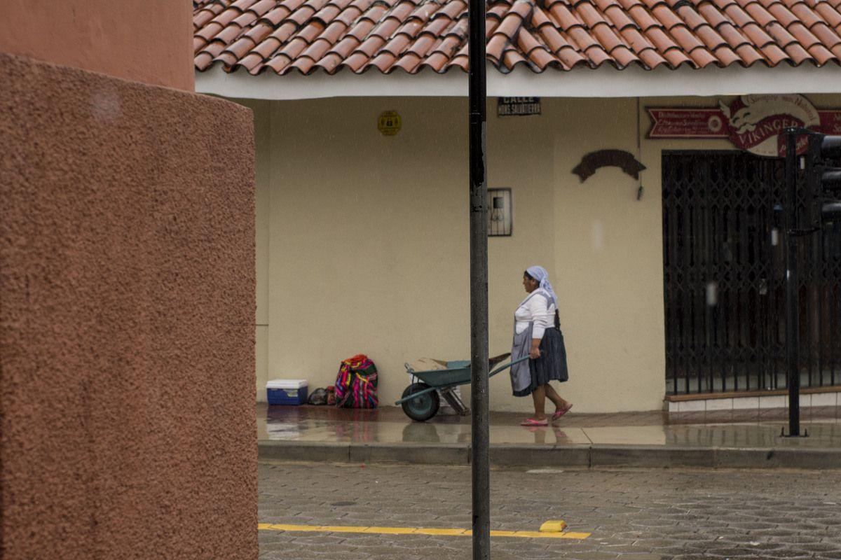 Santa Cruz: la moche, l'hétéroclite, l'humide, la facile à vivre..... l'ennuyeuse.... J'aime quand même.