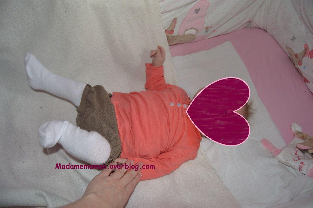 Comment emmailloter bébé : { Tuto inside }