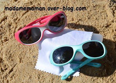 le choix des lunettes de soleil l 39 enfer du d cor des b b s rapproch s. Black Bedroom Furniture Sets. Home Design Ideas
