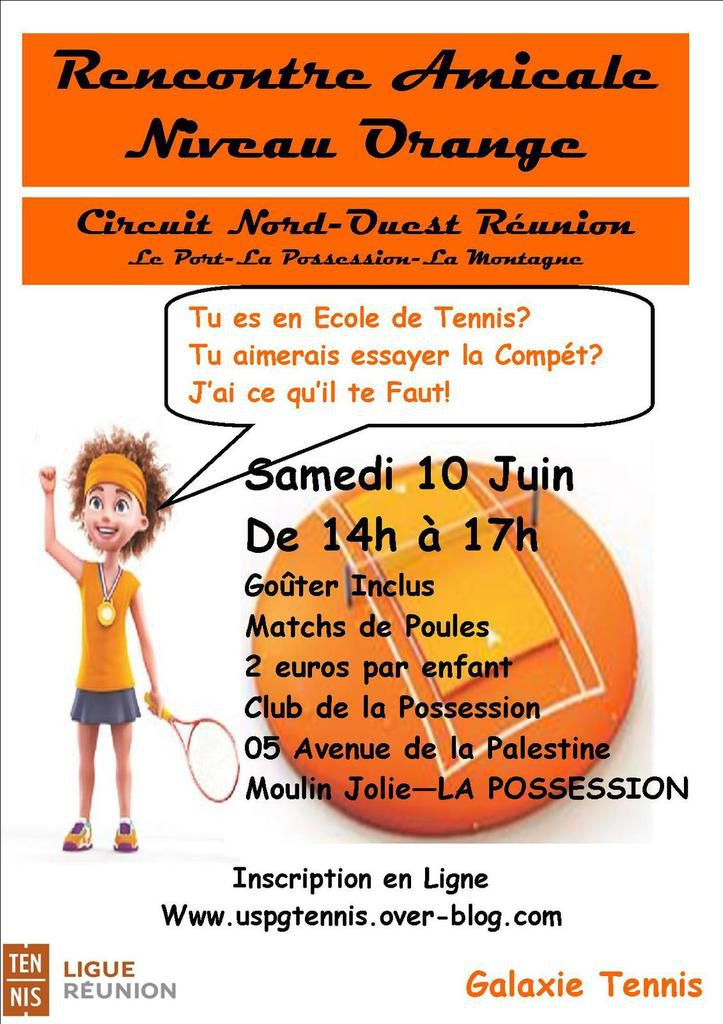 Rencontre orange reunion