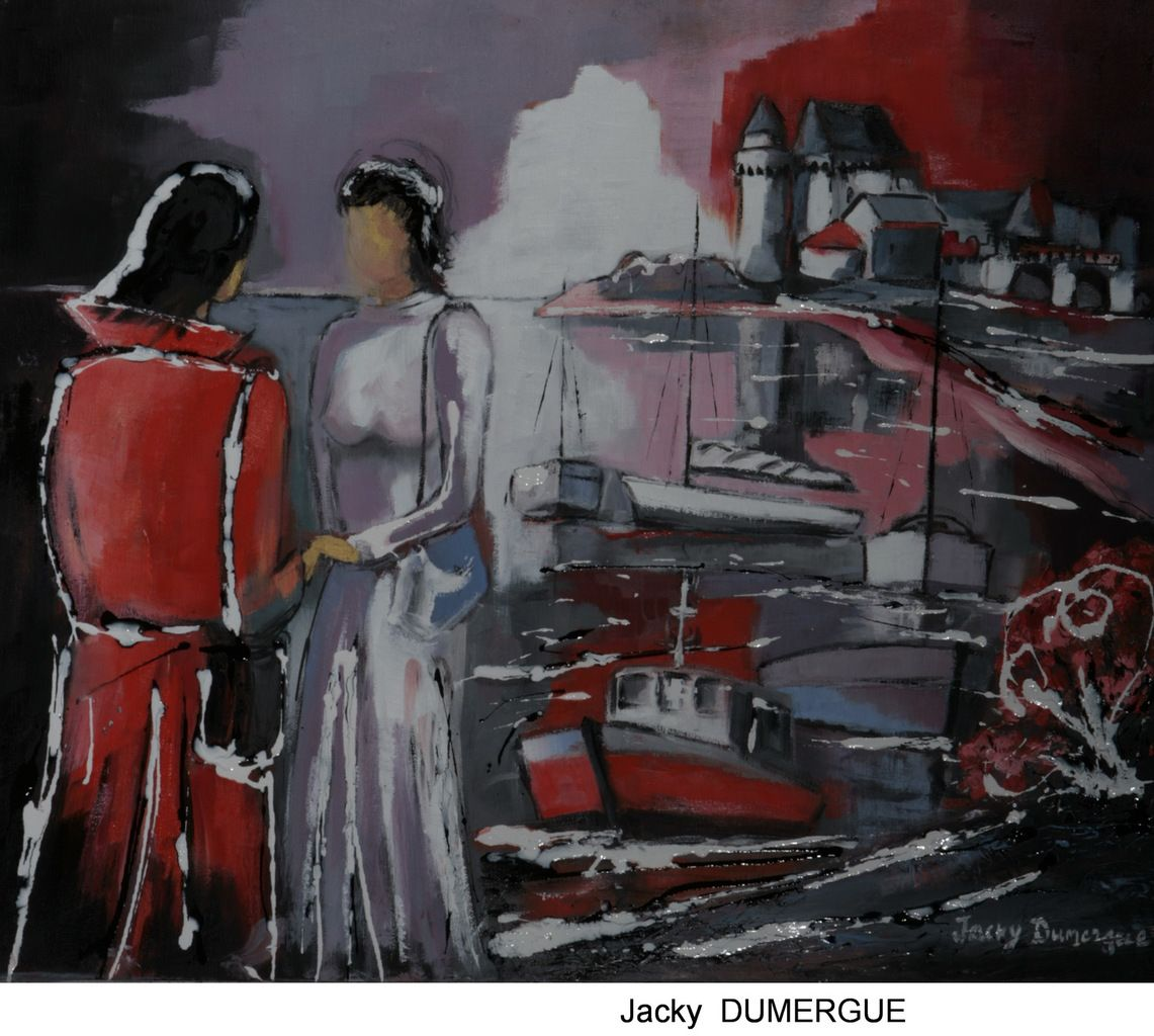 "Peinture - Rencontre avec l'artiste Mouna Bennamani - "" Je n'ai pas ..."