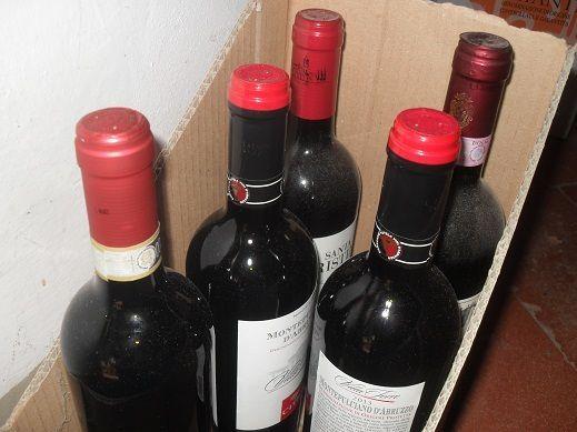C'est grâce à mes parents que j'ai appris à apprécier les vins italiens, par exemple... (mais en les buvant avec modération !).