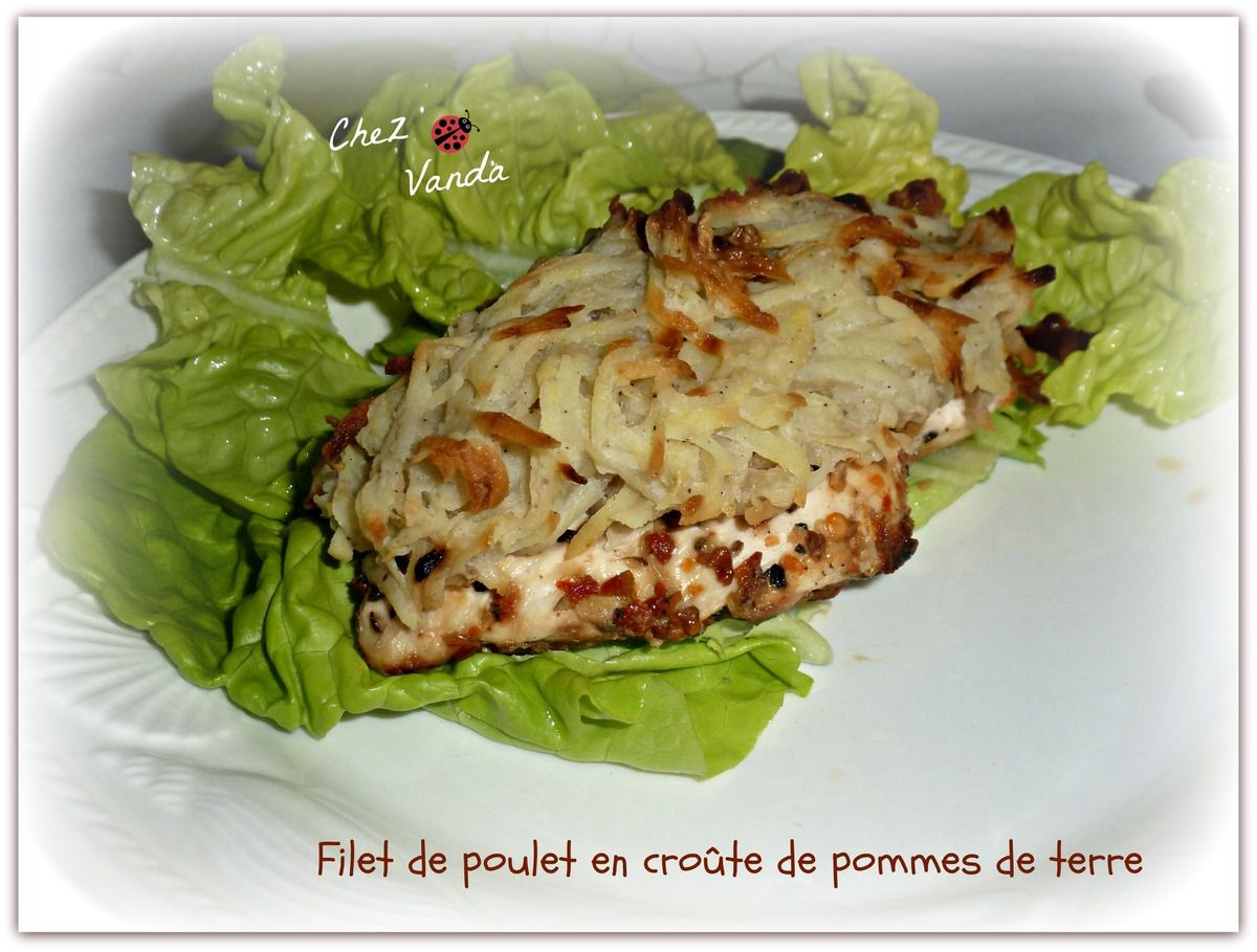 Pomme en croute cocktail recipe dishmaps - Cuisiner des filets de poulet ...