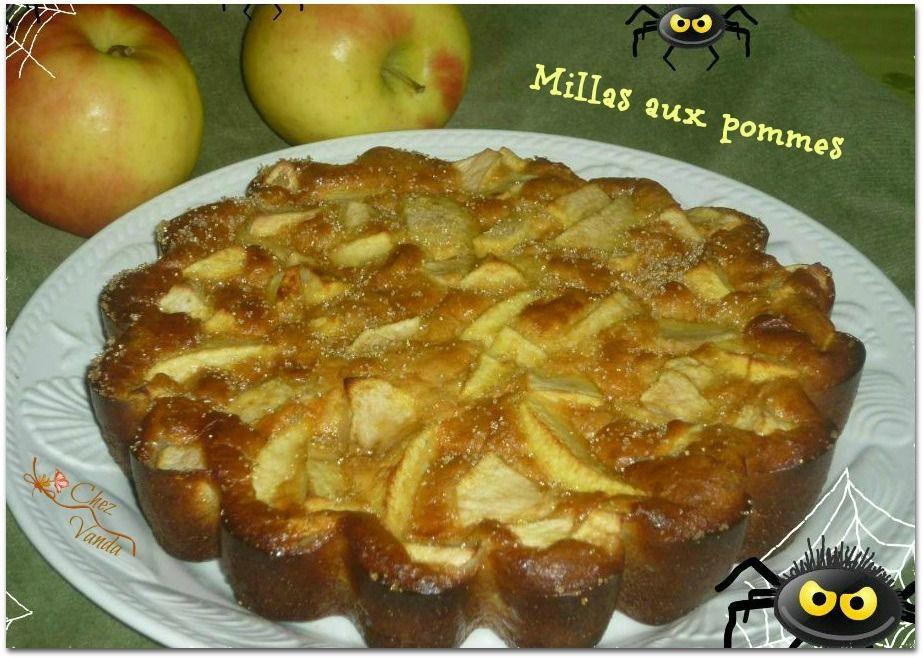 Millas aux pommes