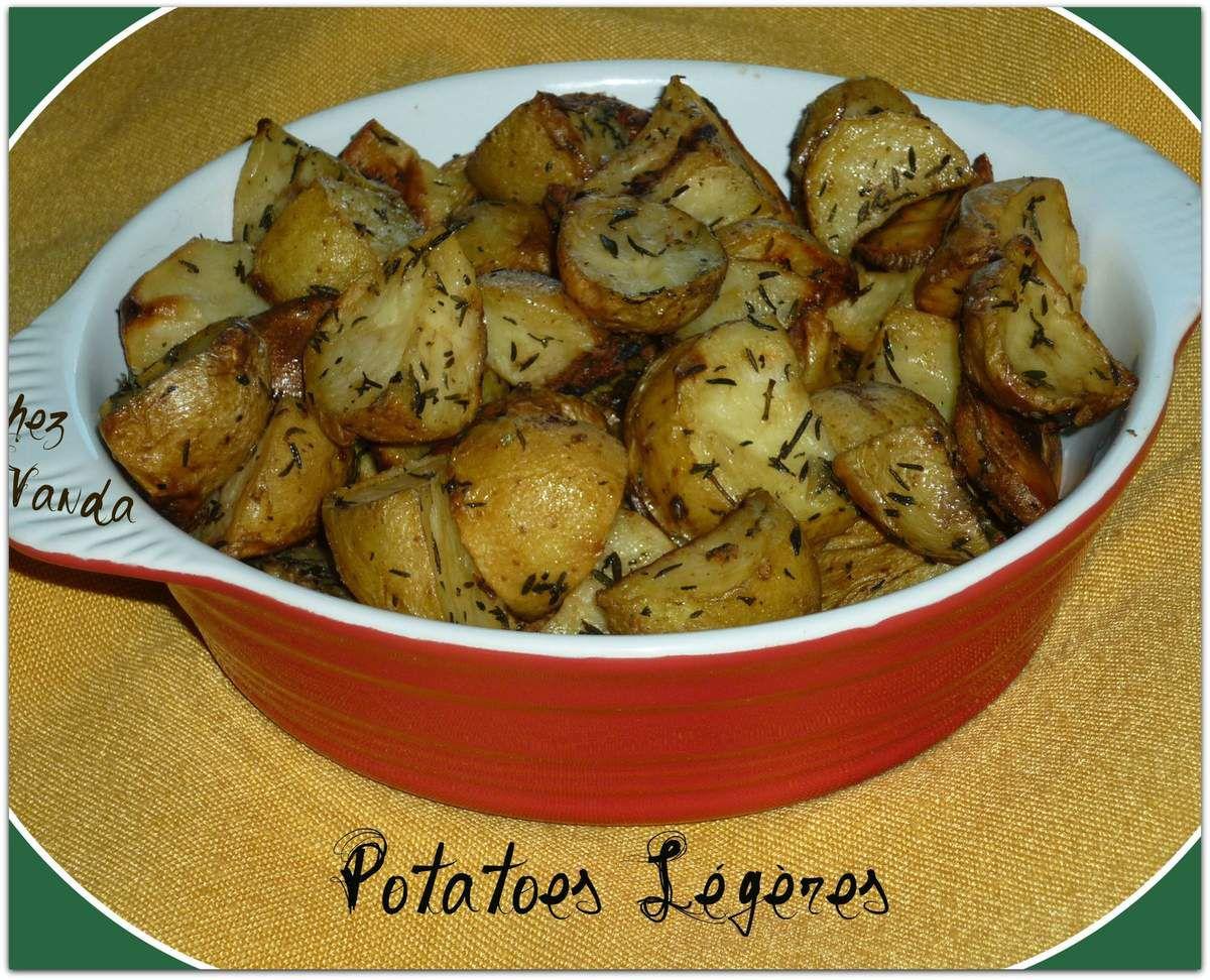 Potatoes légères