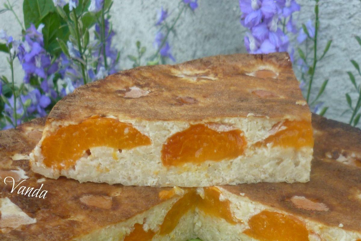 Abricotier aux flocons d'avoine