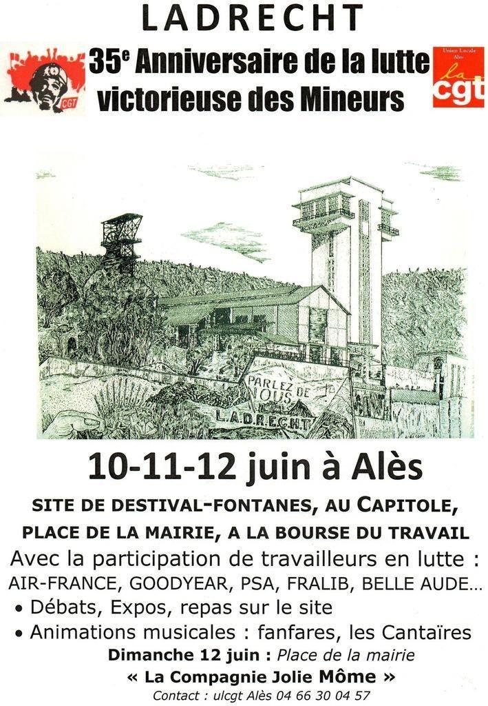 35° ANNIVERSAIRE DE LA VICTOIRE DE LADRECHT