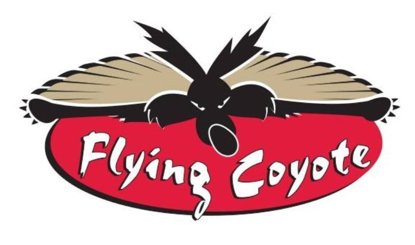 "Le ""Flying Coyote"" , une excellente surprise sur LFGO...."