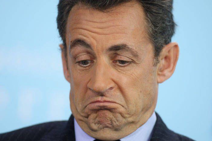 Sarkozy : à peine revenu, déjà déçu.