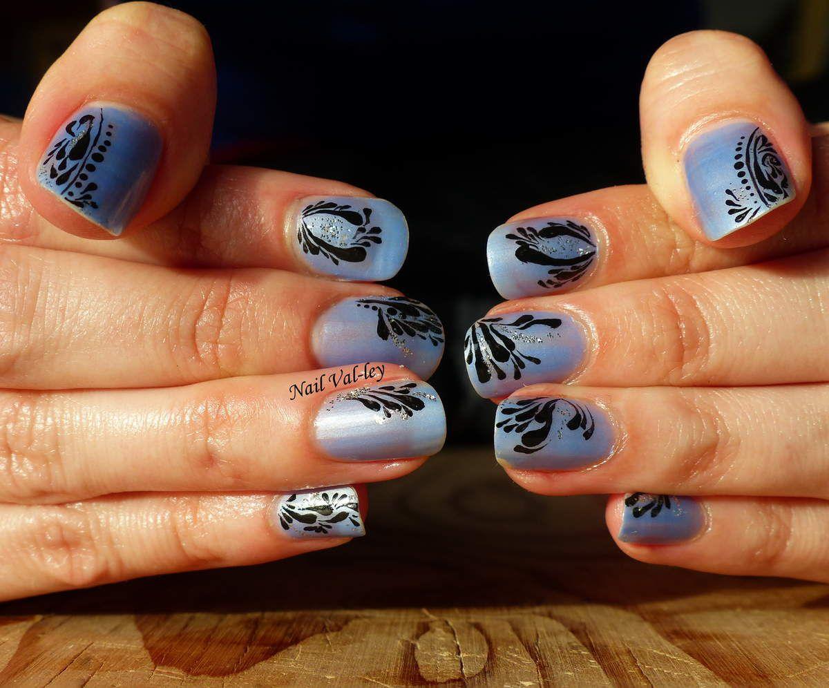 Nail art: Les gouttes