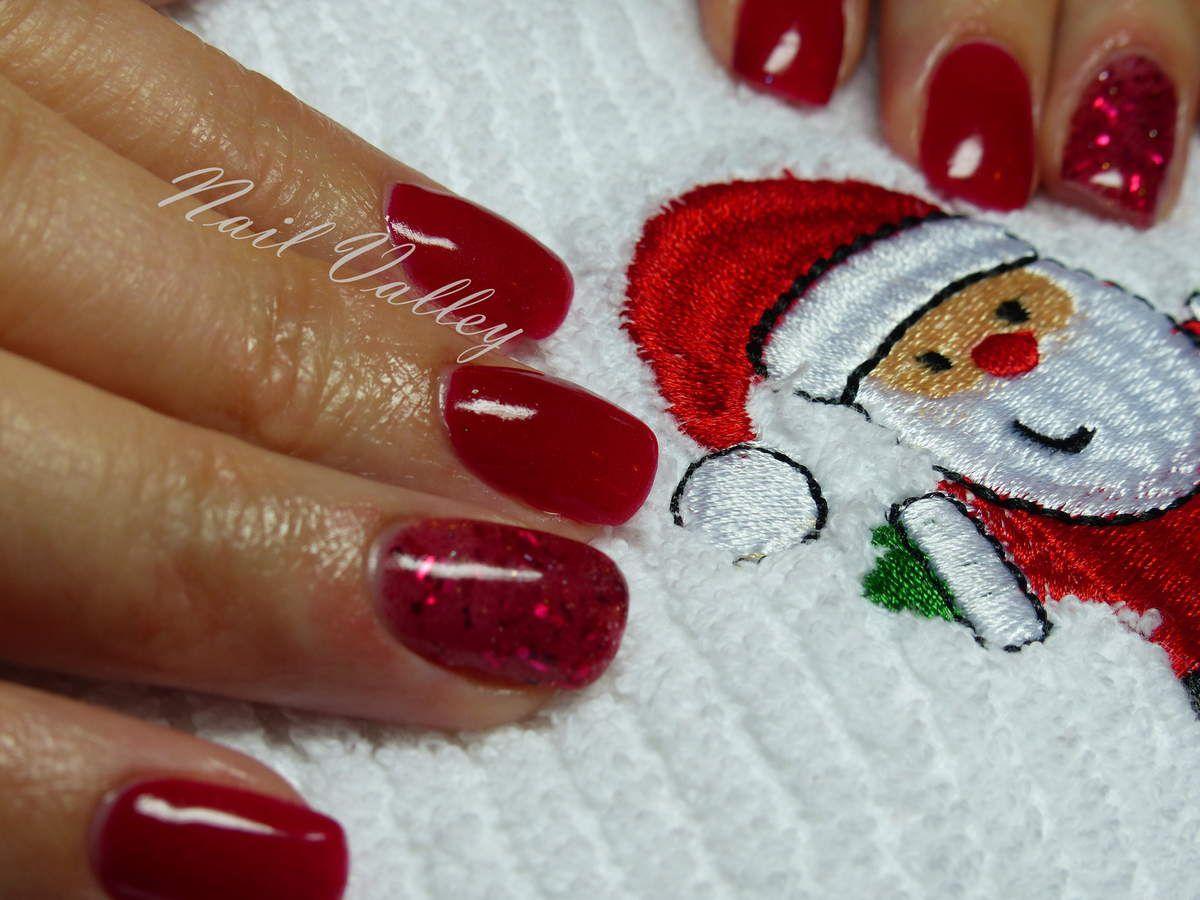 Noël tout en rouge