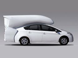 This Funky Camper Conversion Turns Your Toyota Prius into a Home on Wheels