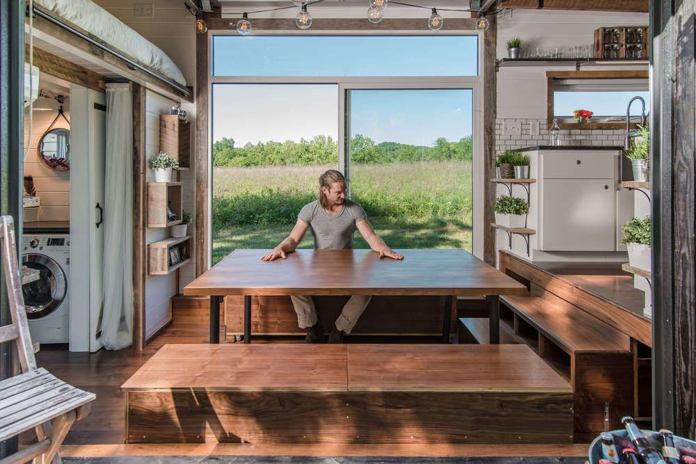 "This ""Alpha"" Tiny House Will Change The Way You Look At Micro"