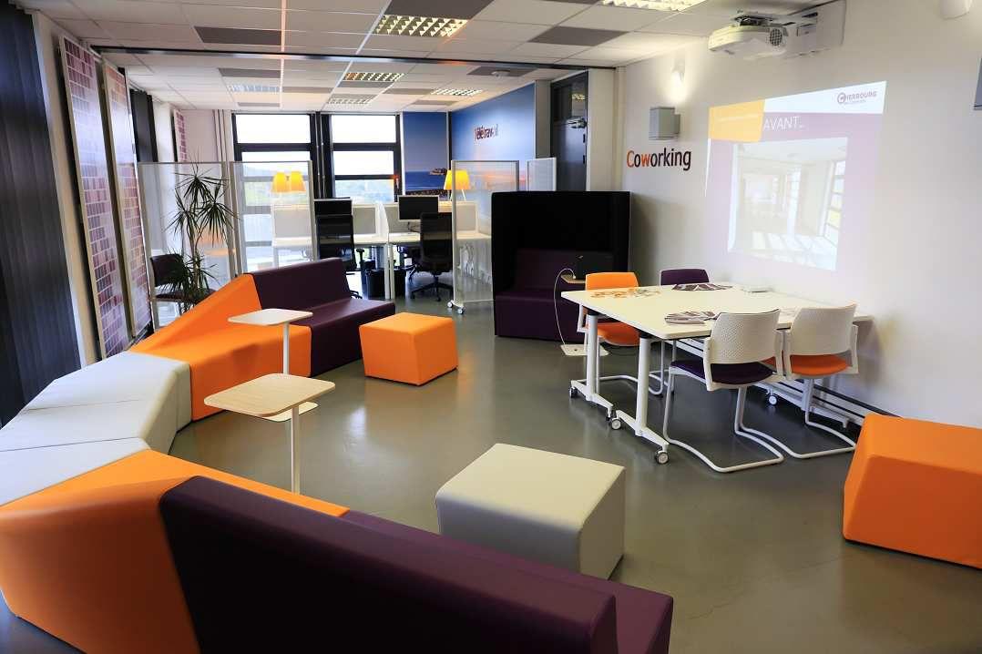 Espace coworking : ouverture à Cherbourg-en-Cotentin